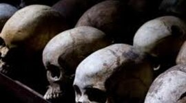 Genocides in the 20th Century timeline