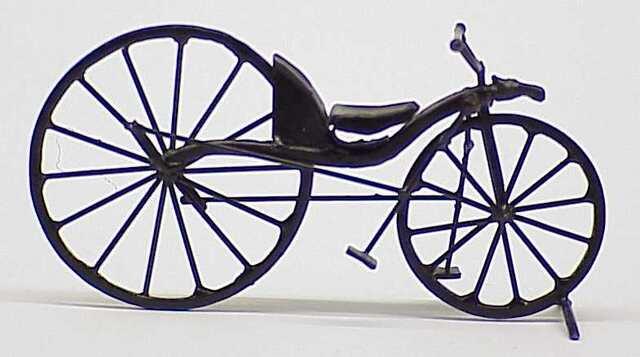 Primera Bicicleta con pedales