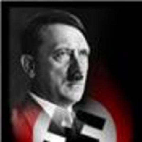 Hitler elected Chancellor of Germany