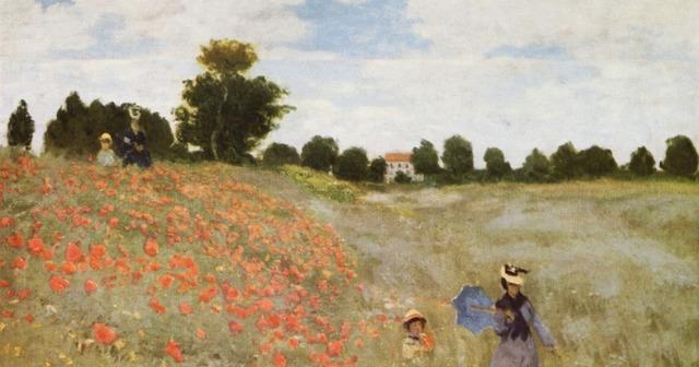 Nacimiento de Monet