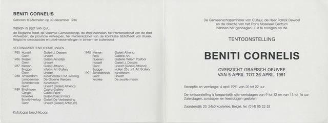 Beniti Cornelis
