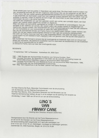 Franky Cane