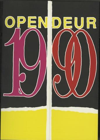 Open deur 1990