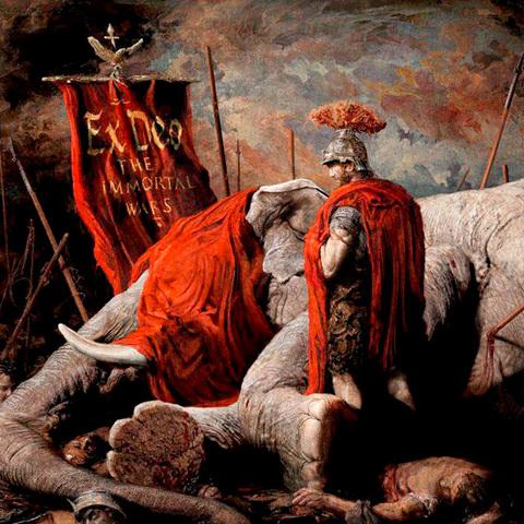 Vittoria Romana a Zama (Seconda guerra punica)
