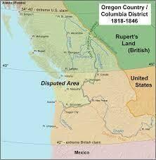 Tratado de Oregón