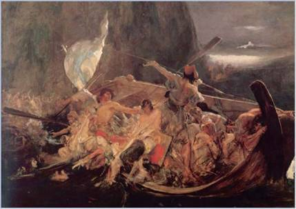 Καταστροφή των Ψαρών