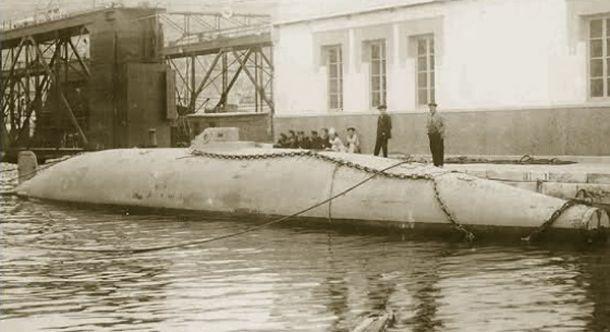 Nace Isaac Peral inventor del submarino eléctrico