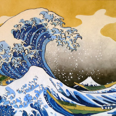Sociedad, religión y cultura japonesa. timeline