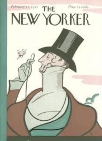 The New Yorker Publishes its First Issue