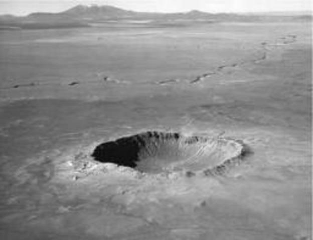 20-ton Meteorite Lands Near Blackstone, Virginia