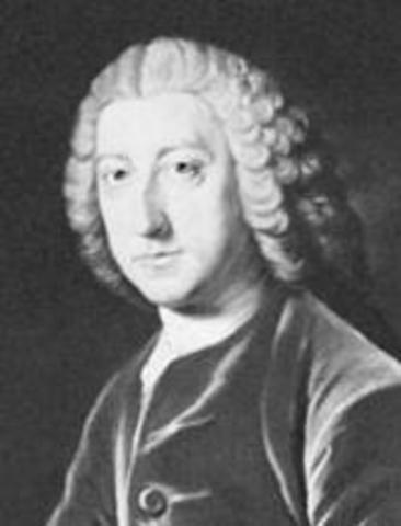 William Pitt becomes Prime Minister