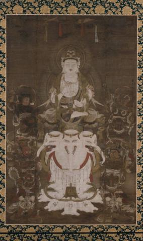 Cultura Heian (Desarrollo del budismo)