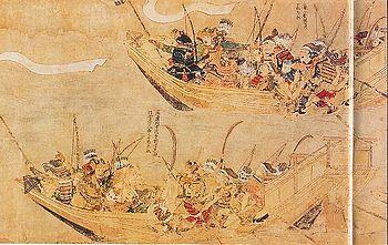 Invasiones de Japón por los mongoles