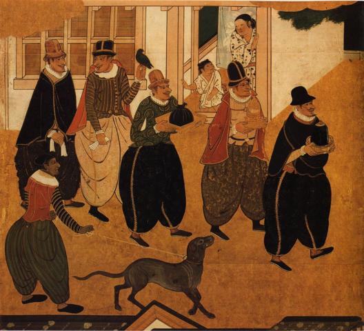 Florecimiento cultural y contacto con Occidente