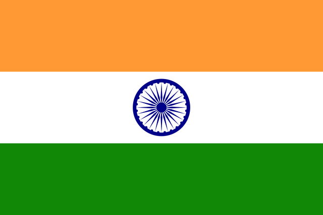 India blir uavhengig