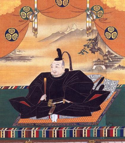 Tokugawa Ieyasu (Período Azuchi-Momoyama)