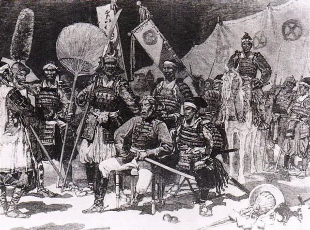 Rebelión Satsuma (Período Meiji)