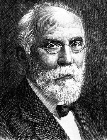 Hendrik Antoon Lorentz fue un físico neerlandés ( 1853-1928). En 1892 presentó su teoría de los electrones, que postulaba que en la materia hay partículas cargadas, electrones, que conducen la corriente eléctrica y cuyas oscilaciones dan lugar a la luz.
