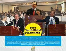 FORO DE ESTABILIDAD FINANCIERA