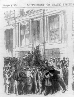 PÁNICO DE 1873 O CRISIS ECONÓMICA DE 1873