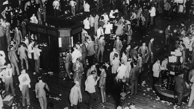 LA RECESIÓN DE 1917 A 1921