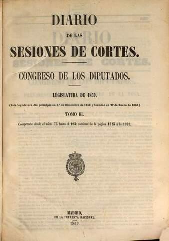 Instalación de las Cámaras legislativas.