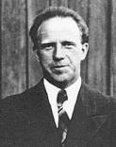 Werner Hsisenberg