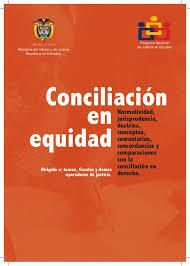 Conciliación en Equidad