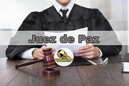 Jueces de Paz en Antioquia