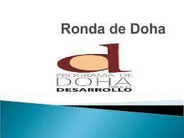 RONDA DE DOHA