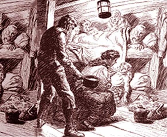 Brote de Cólera en el país