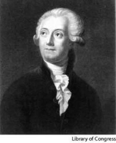 Antoine Lavosier