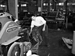 La imprenta de El Siglo XX inaugura la fuerza eléctrica en sus talleres