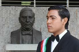 Se celebra como fiesta nacional el primer centenario del nacimiento de Benito Juárez