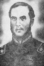 Gerardo Barrios derroca al conservador Miguel Santín del Castillo
