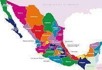 México optó por un régimen político federal.