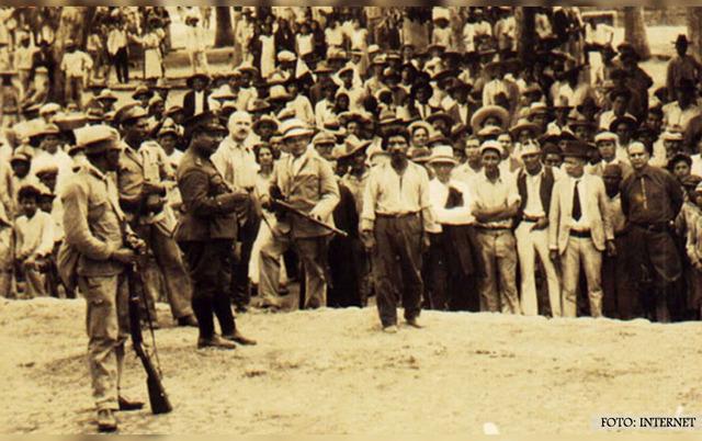 El levantamiento Campesino