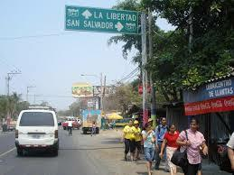 Fue inaugurada la carretera entre San Salvador y el Puerto de La Libertad