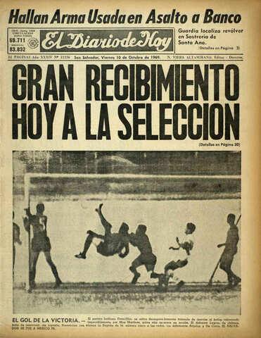 El Diario de Hoy hace una sede en San Salvador