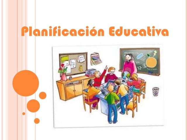 Planeación de la educación contemporánea en México.