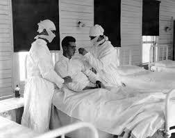 Primer caso de la Gripe Española en El Salvador