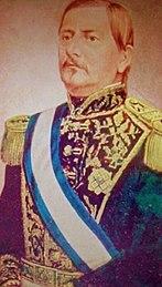 Fusilamiento de Cap. General Gerardo Barrios