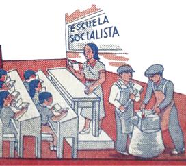 Fin  de la educación socialista