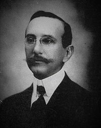 Toma de posesión presidencial de Jorge Meléndez