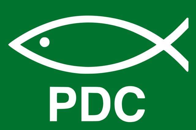 Fundación del PDC.