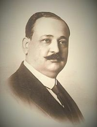 Toma de posesión presidencia de Alfonso Quiñonez Molina