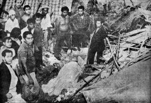 Sismo de 6,2 grados deja en San Salvador varios muertos y desamparados.