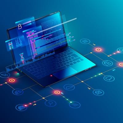 Informática en el Tiempo timeline