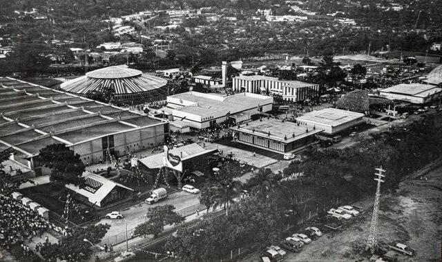 Último día de la primera Feria Internacional de El Salvador.