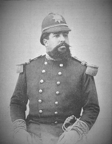 Derrocan al general Francisco Menéndez Valdivieso por Carlos Ezeta